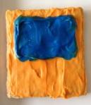 Untitled (Red, Blue, Orange)