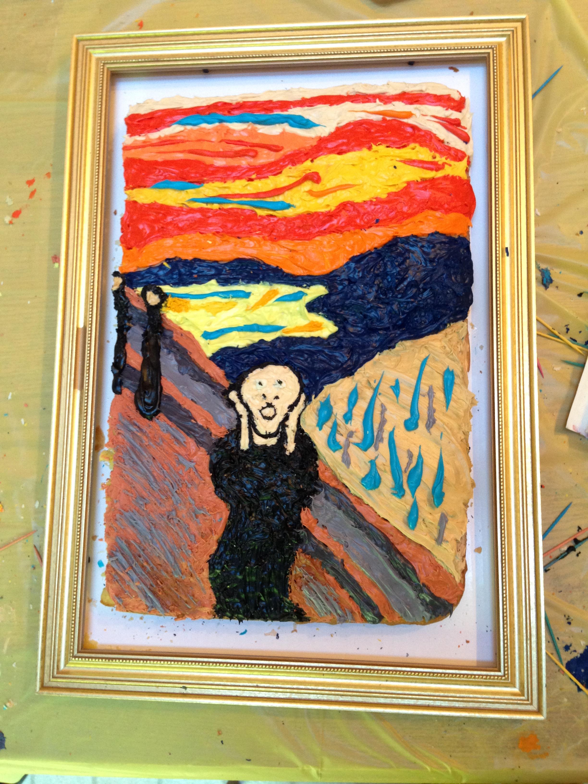 Van Gogh Year 2 Photo